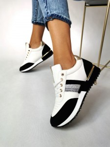 Sportowe sneakersy Lady Look Black
